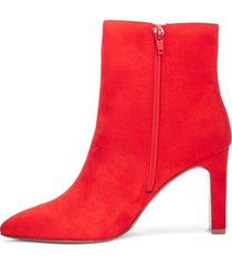 women's chinese laundry erin bootie, size 9 m - red