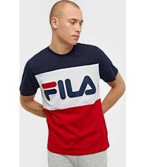 fila men day tee t-shirts & linnen red