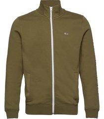 tjm essential track jacket sweat-shirt trui tommy jeans