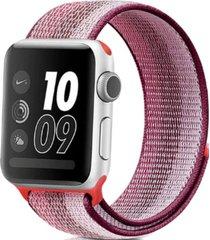 pulsera apple watch nylon morado todobags
