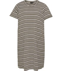 dress short sleeves plus stripes dresses everyday dresses brun zizzi