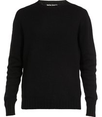 palm angels wool sweater