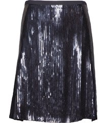 fast lane skirt kort kjol blå odd molly