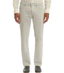 men's 34 heritage courage straight leg pants, size 34 x 36 - beige