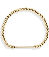 women's baublebar beaded bar bracelet