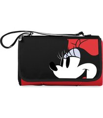 oniva by picnic time disney's minnie mouse blanket tote outdoor picnic blanket