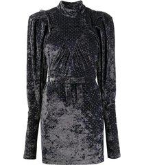 ida velvet dress