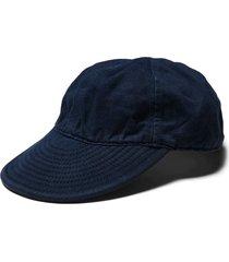 nigel cabourn mechanics cap | royal navy | ncmecp-nvy