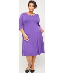edgehill a-line dress (with pockets)