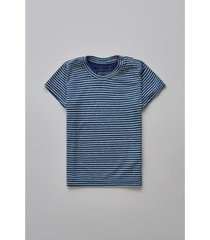 camiseta masculina infantil bb linho mar reserva mini