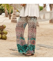 paisley in bloom pants