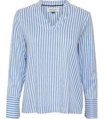 10702160 dhetta blouse 38067 wedgewood whit