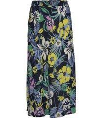 skirt medium length classic knälång kjol multi/mönstrad betty barclay