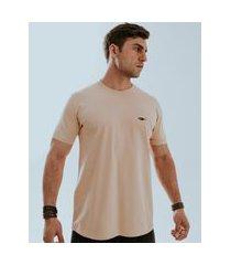 camiseta fide explore more marrom