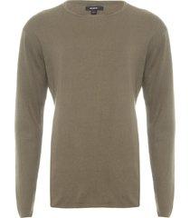suéter masculina leve - verde