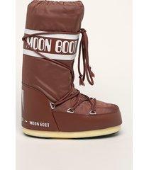 moon boot - śniegowce nylon