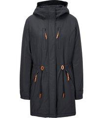 giacca da mezza stagione con cappuccio (nero) - bpc bonprix collection