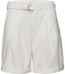 madison belted shorts bermudashorts shorts wit filippa k