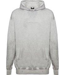 family first milano hoodie basic white