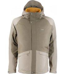 chaqueta tres cruces fusion-3 hoody jacket laurel lippi
