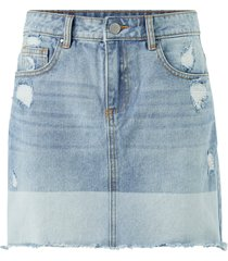 jeanskjol videressa rw denim skirt