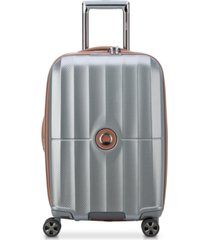 "delsey st. tropez 21"" hardside carry-on spinner"