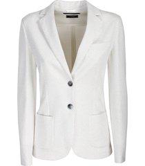circolo 1901 circolo micro-pattern jacket