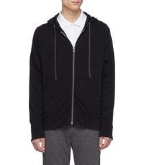 'vintage' supima® cotton zip hoodie