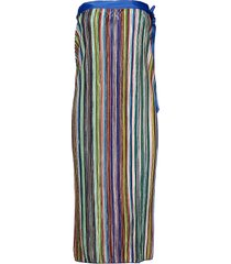 sergio sarong beach wear multi/patroon becksöndergaard