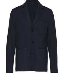 m. mitch cotton jacket blazer colbert blauw filippa k