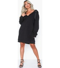 missguided hooded sweater dress loose fit dresses