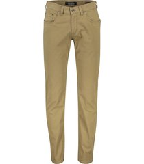 5-pocket broek gardeur khaki beige bill-3