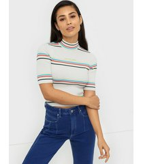 abrand jeans a cindi knitted tee t-shirts