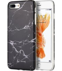 insten marble design ultra slim case for apple iphone 7 plus
