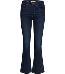 725 high rise bootcut role mod jeans wijde pijpen blauw levi´s women