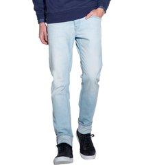 victim jeans licht blauw