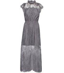 melissa long dress maxiklänning festklänning grå designers, remix