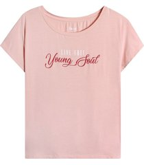 camiseta descanso young soul