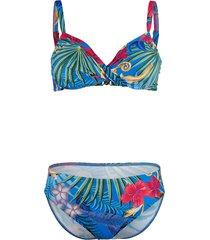 bikini sunflair nachtblauw