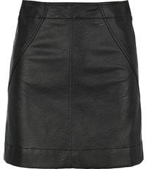 philosophy di lorenzo serafini philosophy eco leather mini skirt