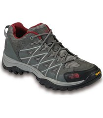 zapatilla storm iii gris the north face
