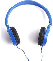 audifonos diadema azul color azul, talla uni