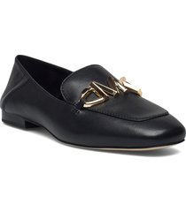 izzy loafer loafers låga skor svart michael kors