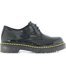 zapato negro briganti oxford