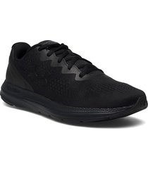 ua charged impulse 2 shoes sport shoes running shoes svart under armour