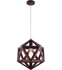 cwi lighting lante 1 light mini pendant