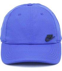gorra azul nike u nsw arobill h86 mt ft