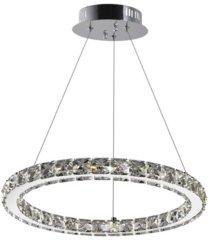 cwi lighting ring led chandelier
