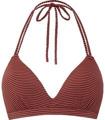 beachlife top bikini foam + wired