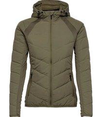 adv explore hybrid jacket w outerwear sport jackets grön craft